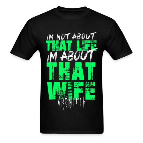 Virginiteth Band Tee - Men's T-Shirt