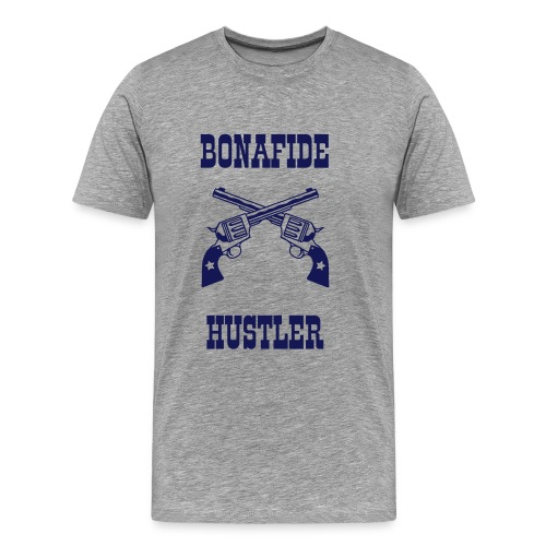 BONAFIDE GUNSLINGER - MENS - Men's Premium T-Shirt