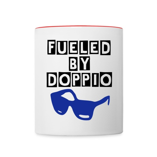 BONAFIDE FUELED BY DOPPIO - MENS - Contrast Coffee Mug