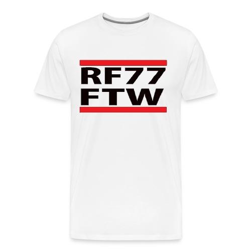 RF77FTW - Men's Premium T-Shirt