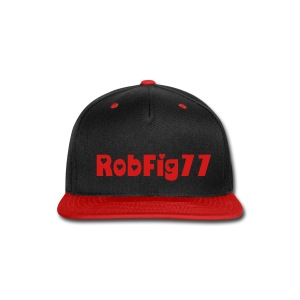RobFig77 Snap Back for Women - Snap-back Baseball Cap
