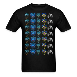 MTD Animal Collection - Men's T-Shirt