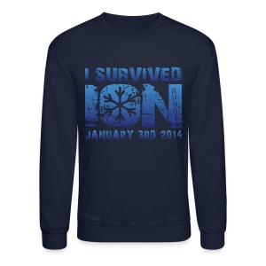 I Survived ION '14 - Crewneck Sweatshirt