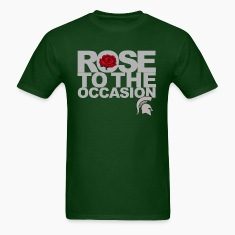 Spartans Rose Silver.png T-Shirts