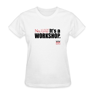 It's not a garage. - Women's T-Shirt