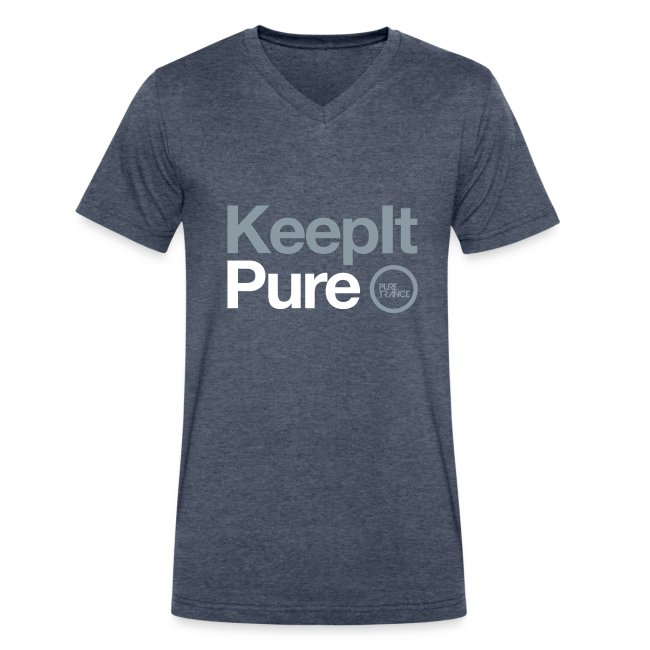 Keep It Pure (Silver Metallic / White) [Male]