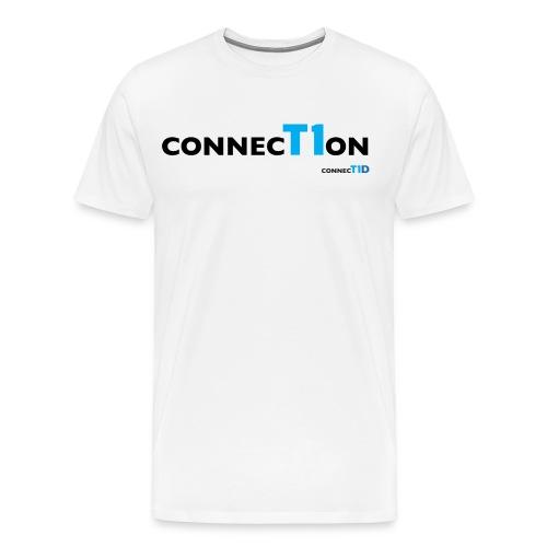 ConnecT1on T-shirt - Men's Premium T-Shirt