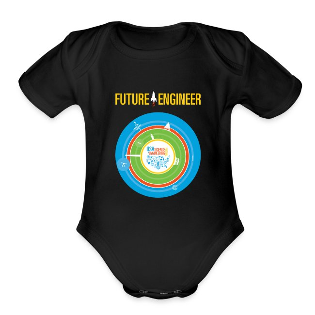 Baby Future Engineer   (Front Design Only)