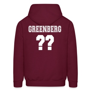 Beacon Hills Lacrosse - Greenberg - Men's Hoodie