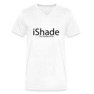 iShade - Men's V-Neck T-Shirt by Canvas
