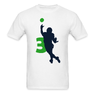 T-Shirts ~ Men's T-Shirt ~ Russell Wilson SUPERSTAR Shirt #3