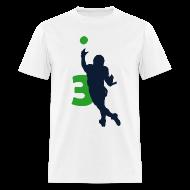 T-Shirts ~ Men's T-Shirt ~ Russell Wilson SUPERSTAR Shirt #3