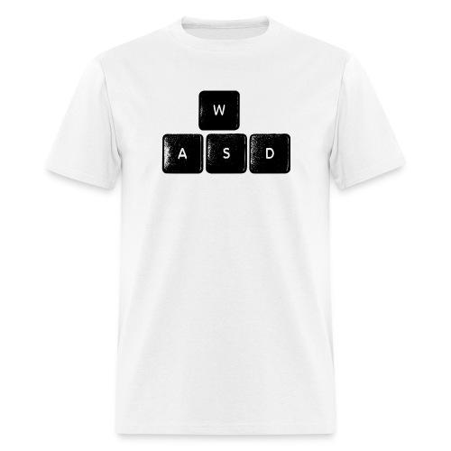 WASD MEN'S T-SHIRT - Men's T-Shirt