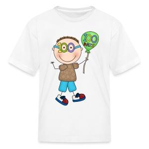 100th Day of School! Kid Shirt! - Kids' T-Shirt