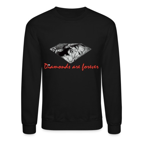 Diamonds are forever - Crewneck Sweatshirt