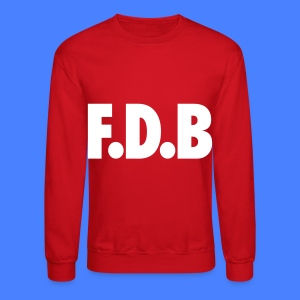 F.D.B Long Sleeve Shirts - Crewneck Sweatshirt