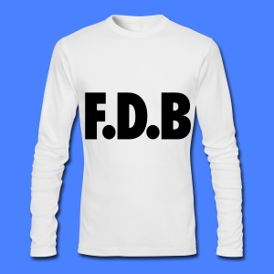 F.D.B Long Sleeve Shirts - Men's Long Sleeve T-Shirt by Next Level