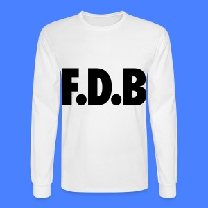 F.D.B Long Sleeve Shirts - Men's Long Sleeve T-Shirt