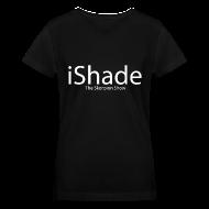 Women's T-Shirts ~ Women's V-Neck T-Shirt ~ iShade