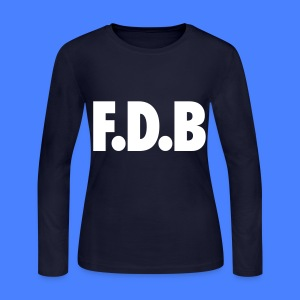 F.D.B Long Sleeve Shirts - Women's Long Sleeve Jersey T-Shirt