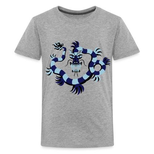 River Dragon T-Shirt (Kids) - Kids' Premium T-Shirt