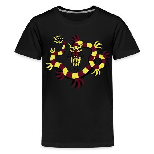 Red Dragon T-Shirt (Kids) - Kids' Premium T-Shirt