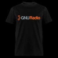 T-Shirts ~ Men's T-Shirt ~ Standard GNU Radio T-Shirt