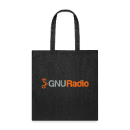 Bags & backpacks ~ Tote Bag ~ GNU Radio Bag