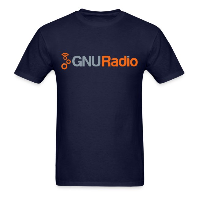 Standard GNU Radio T-Shirt