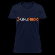 T-Shirts ~ Women's T-Shirt ~ Standard GNU Radio T-Shirt (Women's cut)
