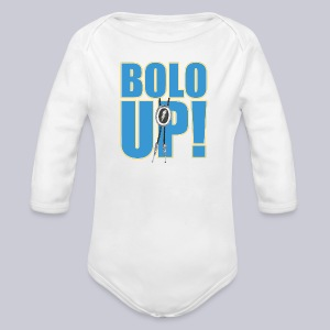 Bolo Up! - Long Sleeve Baby Bodysuit