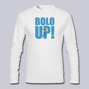 Bolo Up! - Men's Long Sleeve T-Shirt by Next Level