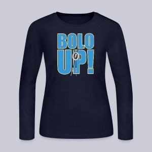 Bolo Up! - Women's Long Sleeve Jersey T-Shirt