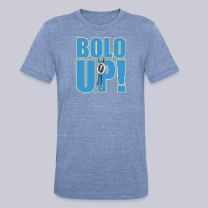 Bolo Up! - Unisex Tri-Blend T-Shirt by American Apparel