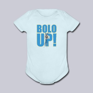 Bolo Up! - Short Sleeve Baby Bodysuit