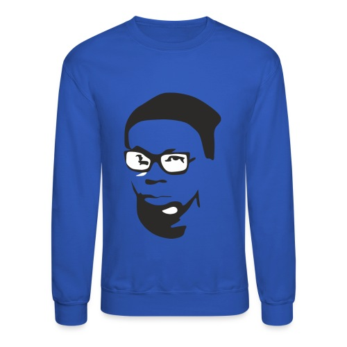 Black Man - Crewneck Sweatshirt