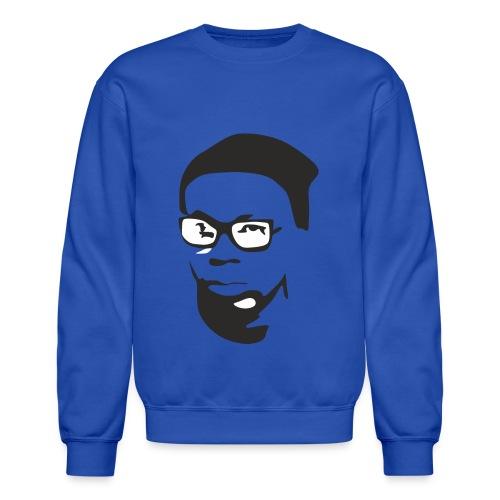 Black Man - Crewneck Sweatshirt