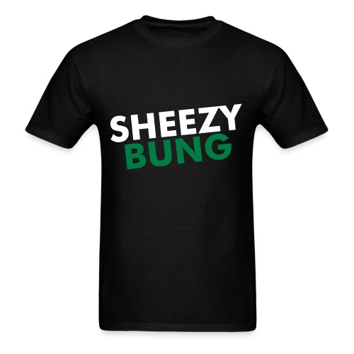 Mens Sheezy Bung *Limited Edition* Tee - Men's T-Shirt