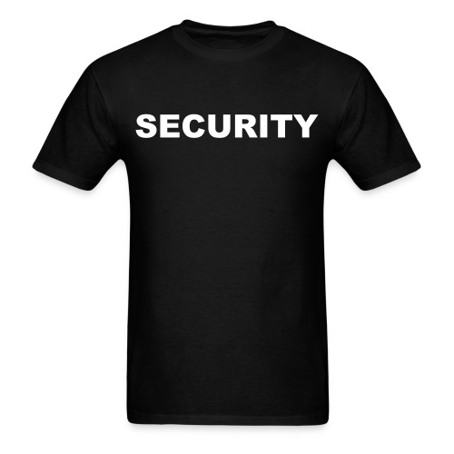 Security - Men's T-Shirt