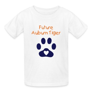 Future Auburn Tiger Kid's Tee - Kids' T-Shirt