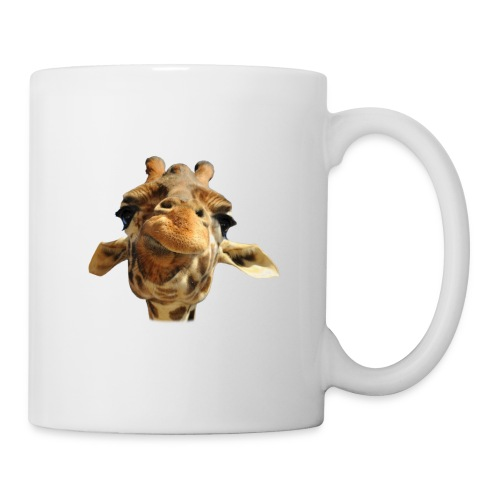 Chewing Giraffe - Coffee/Tea Mug