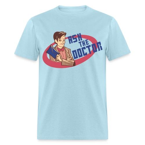Men's Ask the Doctor Tee - Men's T-Shirt