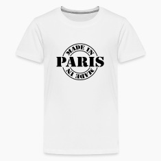 made_in_paris_m1 Kids' Shirts