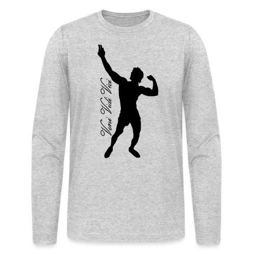 Long Sleeve T-Shirt Zyzz Veni Vidi Vici - Men's Long Sleeve T-Shirt by Next Level