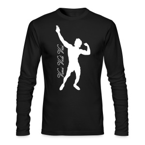 Long Sleeve T-Shirt Zyzz Veni Vidi Vici - Men's Long Sleeve T-Shirt by Next Level