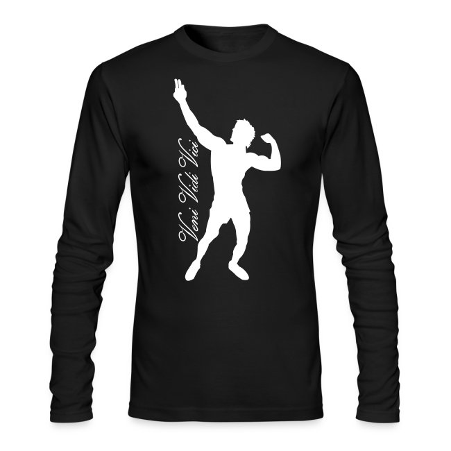 Long Sleeve T-Shirt Zyzz Veni Vidi Vici