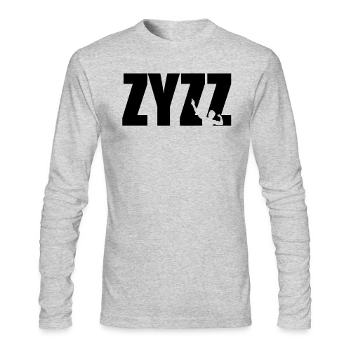 Long Sleeve T-Shirt Zyzz - Men's Long Sleeve T-Shirt by Next Level
