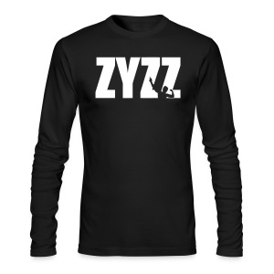 Long Sleeve T-Shirt Zyzz - Men's Long Sleeve T-Shirt by Next Level