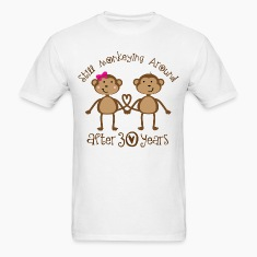 30th Anniversary Monkeying Around T-Shirts