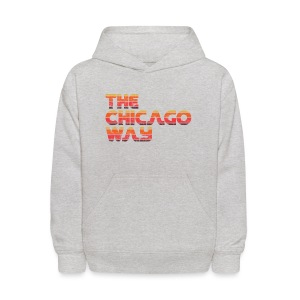 The Chicago Way - Kids' Hoodie